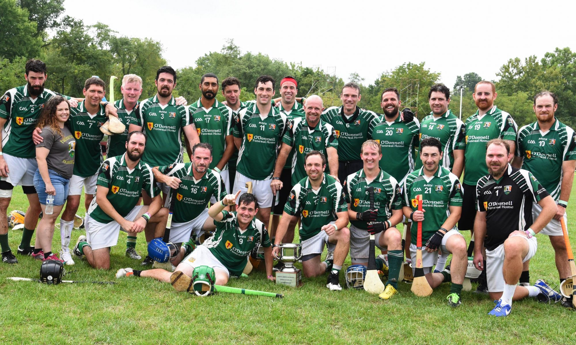 Allentown Hibernians Hurling and Camogie Club